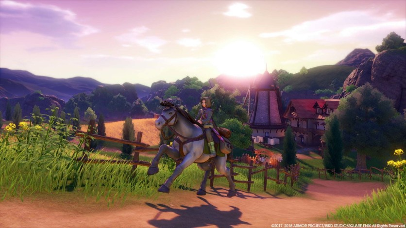 Screenshot 17 - DRAGON QUEST XI: Echoes of an Elusive Age