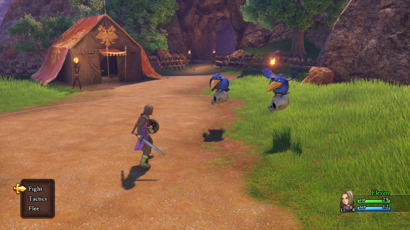 Screenshot 20 - DRAGON QUEST XI: Echoes of an Elusive Age