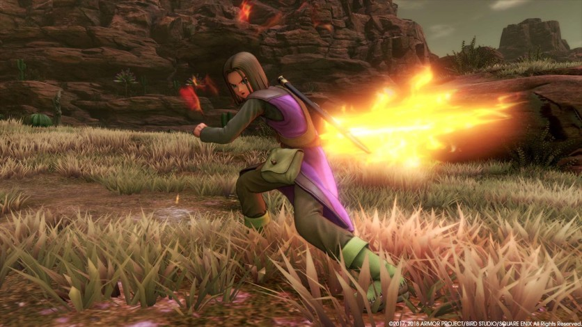 Screenshot 16 - DRAGON QUEST XI: Echoes of an Elusive Age