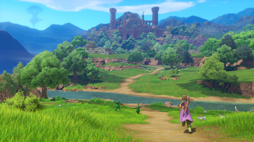 Screenshot 18 - DRAGON QUEST XI: Echoes of an Elusive Age