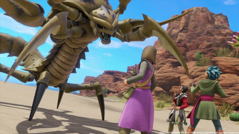 Screenshot 11 - DRAGON QUEST XI: Echoes of an Elusive Age