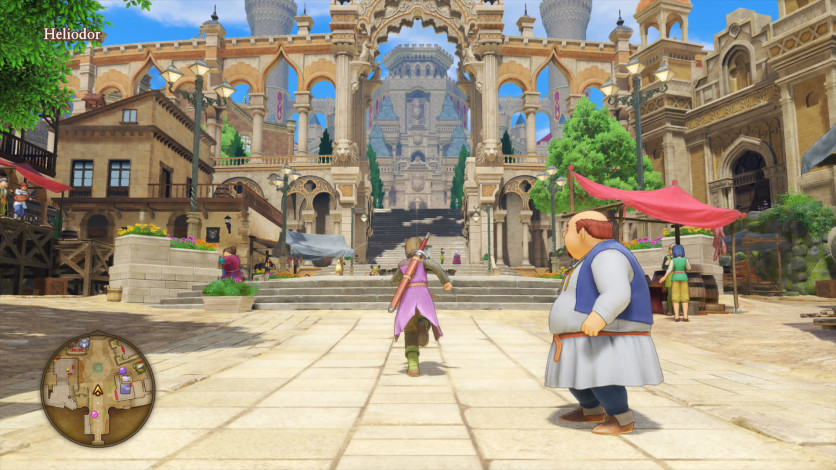Screenshot 21 - DRAGON QUEST XI: Echoes of an Elusive Age