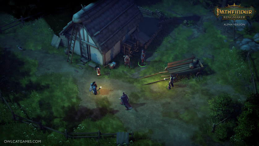 Screenshot 10 - Pathfinder: Kingmaker - Explorer Edition