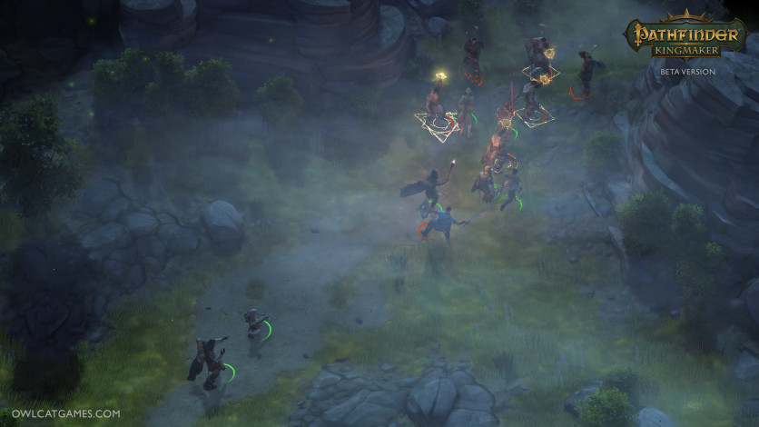 Screenshot 6 - Pathfinder: Kingmaker - Explorer Edition