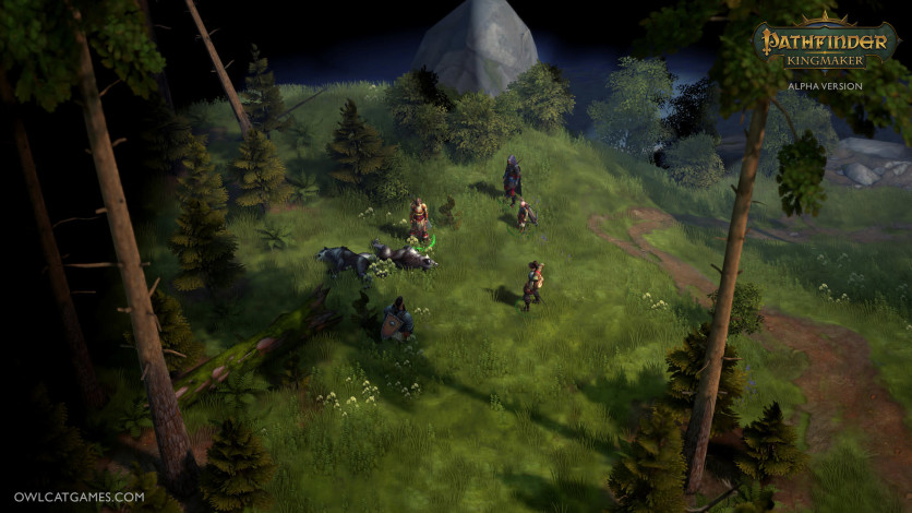 Screenshot 9 - Pathfinder: Kingmaker - Explorer Edition