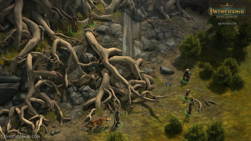 Screenshot 3 - Pathfinder: Kingmaker - Explorer Edition
