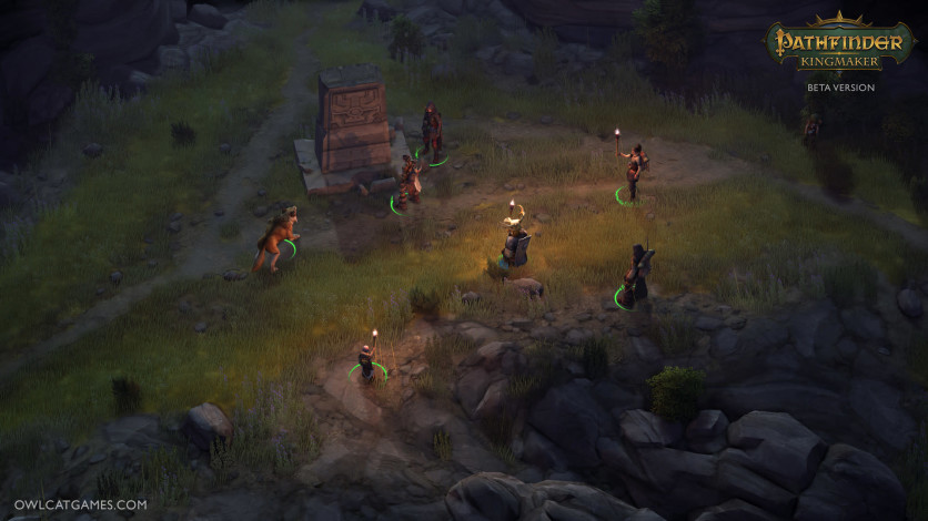Screenshot 7 - Pathfinder: Kingmaker - Explorer Edition