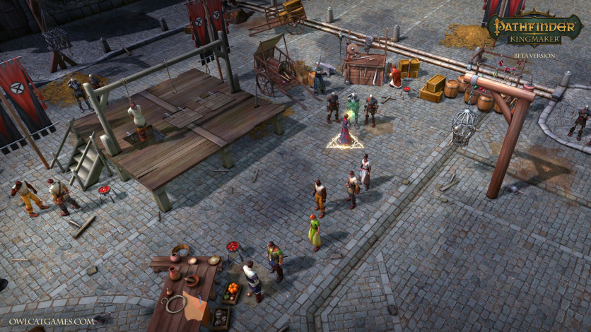 Screenshot 11 - Pathfinder: Kingmaker - Explorer Edition