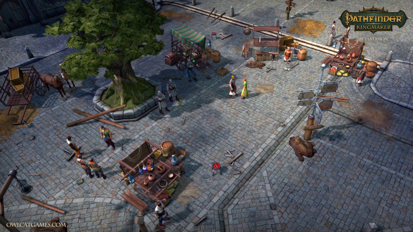 Screenshot 13 - Pathfinder: Kingmaker - Explorer Edition