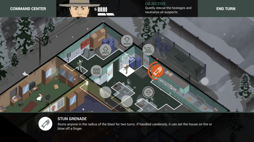 Screenshot 5 - This is the Police 2