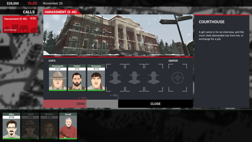 Screenshot 14 - This is the Police 2
