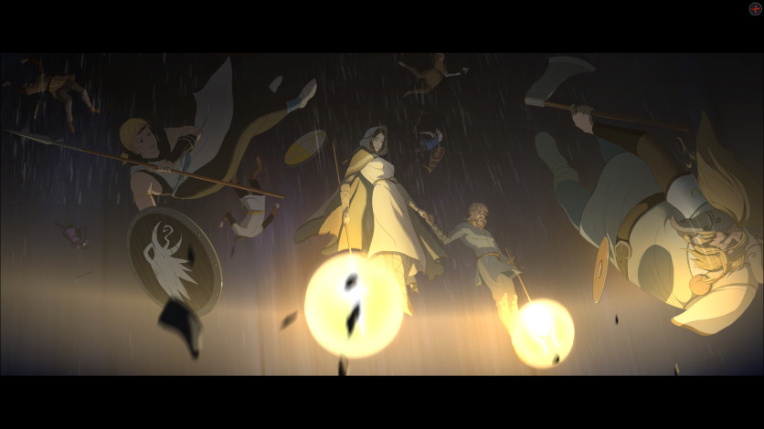 Screenshot 2 - The Banner Saga 3 - Legendary Edition