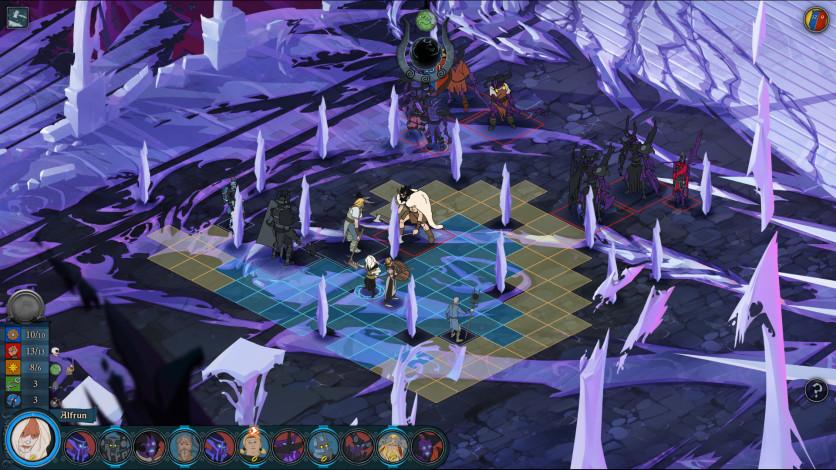 Screenshot 4 - The Banner Saga 3 - Deluxe Edition