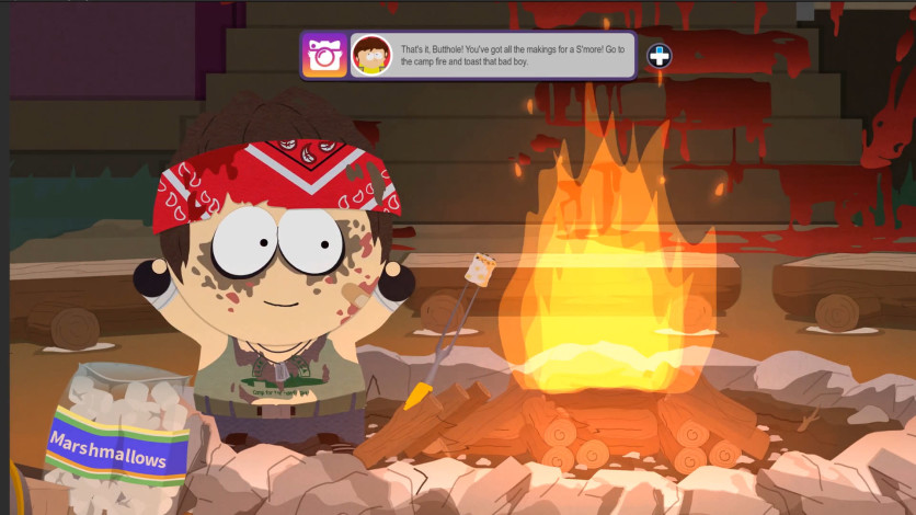 Screenshot 1 - South Park: The Fractured But Whole - Bring The Crunch