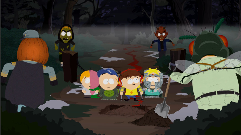 Screenshot 3 - South Park: The Fractured But Whole - Bring The Crunch