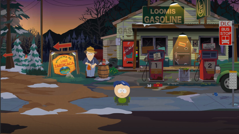 Screenshot 6 - South Park: The Fractured But Whole - Bring The Crunch