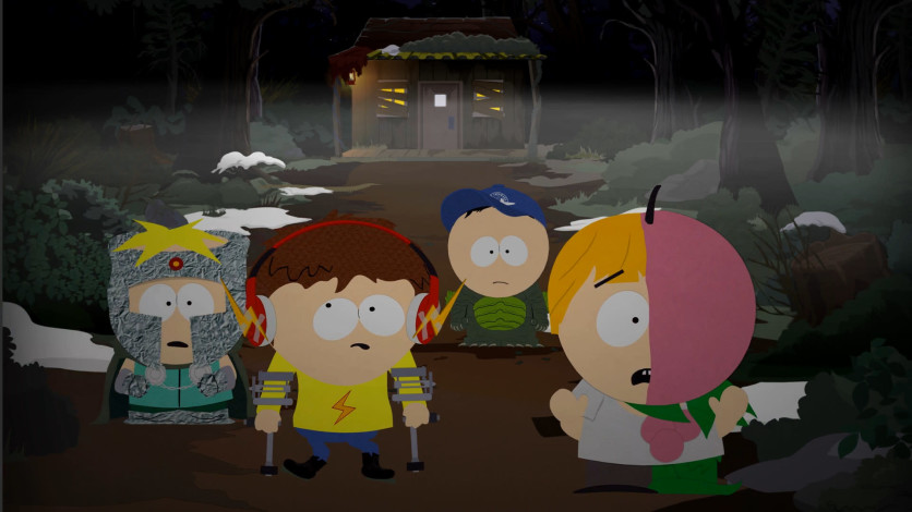 Screenshot 4 - South Park: The Fractured But Whole - Bring The Crunch