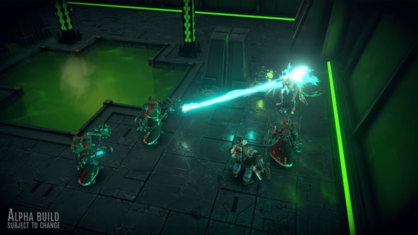 Screenshot 10 - Warhammer 40,000: Mechanicus - Omnissiah Edition