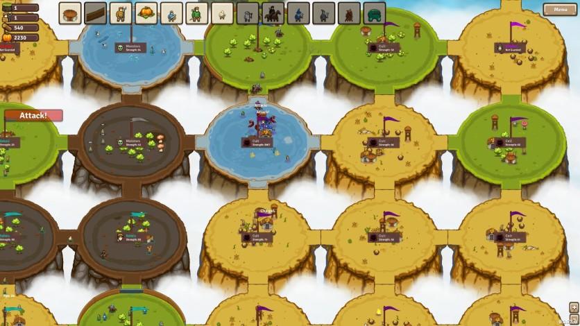 Screenshot 4 - Circle Empires