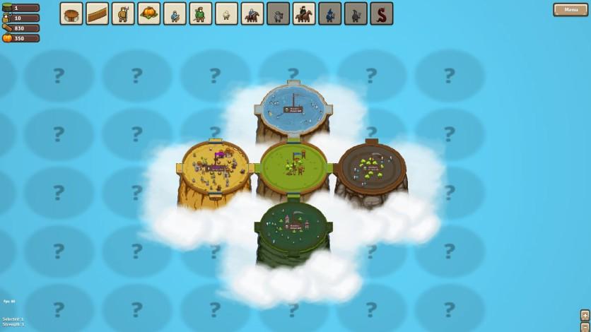 Screenshot 3 - Circle Empires