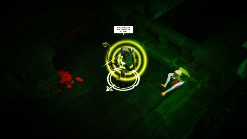 Screenshot 3 - Sword Legacy Omen