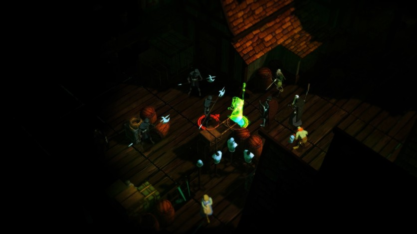 Screenshot 5 - Sword Legacy Omen