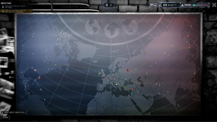 Screenshot 11 - Phantom Doctrine