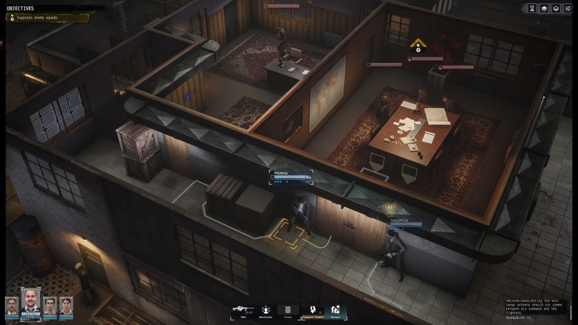 Screenshot 8 - Phantom Doctrine