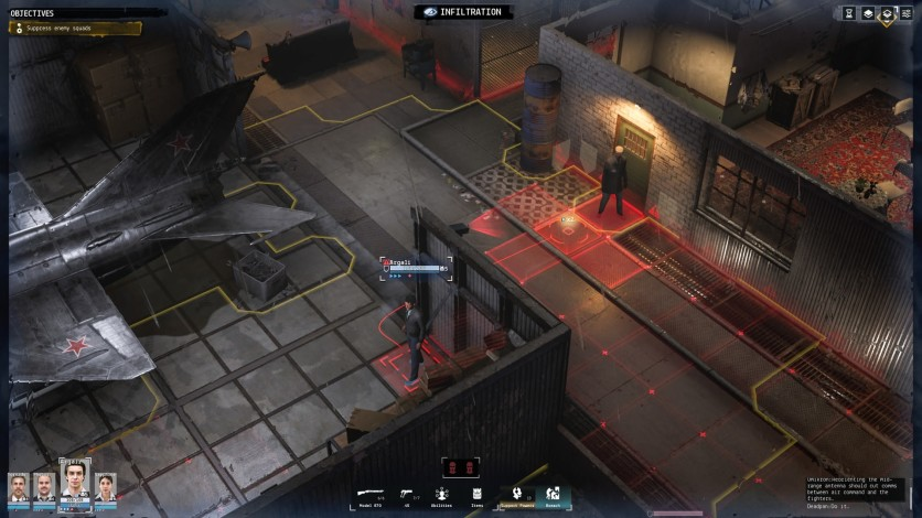 Screenshot 14 - Phantom Doctrine