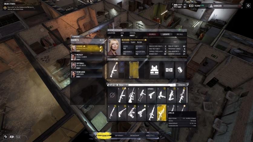 Screenshot 3 - Phantom Doctrine