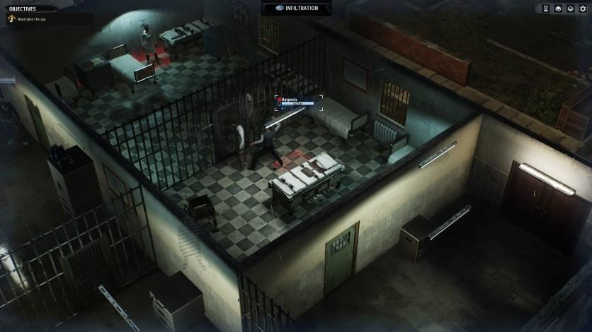 Screenshot 2 - Phantom Doctrine