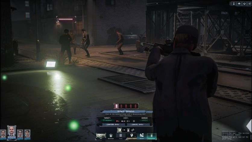 Screenshot 4 - Phantom Doctrine