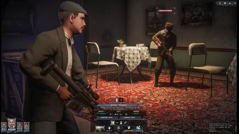 Screenshot 13 - Phantom Doctrine