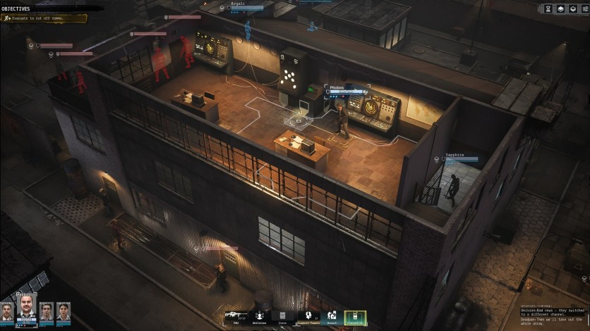 Screenshot 10 - Phantom Doctrine