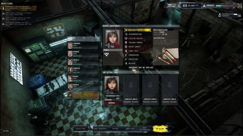 Screenshot 7 - Phantom Doctrine