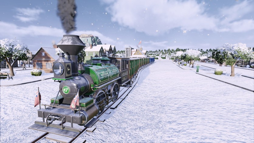 Screenshot 1 - Railway Empire - The Great Lakes