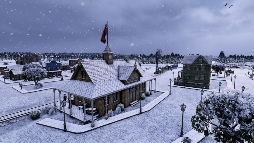 Screenshot 3 - Railway Empire - The Great Lakes