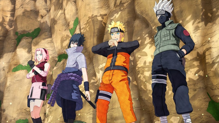 Screenshot 4 - NARUTO TO BORUTO - SHINOBI STRIKER Deluxe Edition
