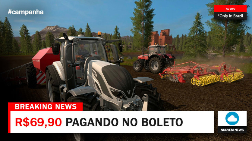 Screenshot 1 - Farming Simulator 19