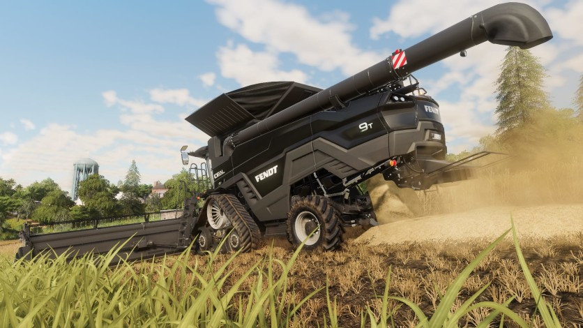 Screenshot 3 - Farming Simulator 19