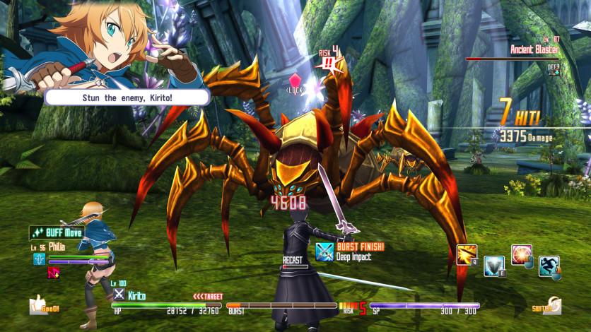 Screenshot 8 - Sword Art Online Re: Hollow Fragment