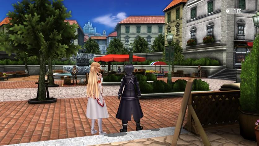 Screenshot 7 - Sword Art Online Re: Hollow Fragment