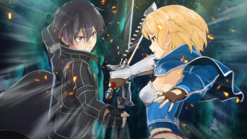 Screenshot 4 - Sword Art Online Re: Hollow Fragment