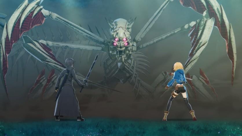 Screenshot 3 - Sword Art Online Re: Hollow Fragment