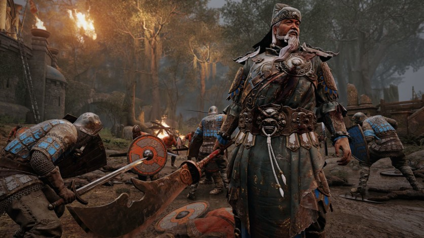 Screenshot 11 - For Honor: Marching Fire Expansion