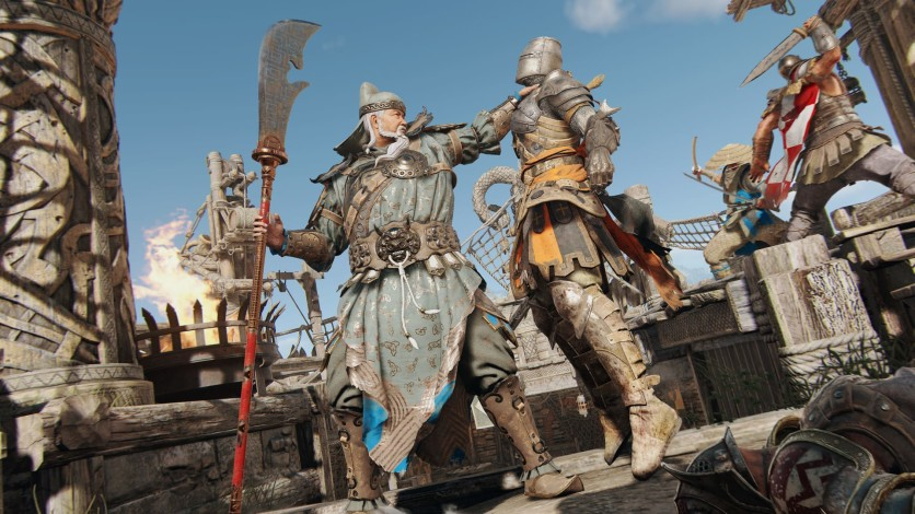 Screenshot 4 - For Honor: Marching Fire Expansion