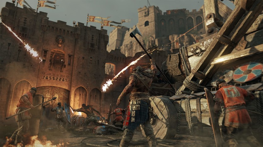 Screenshot 7 - For Honor: Marching Fire Expansion