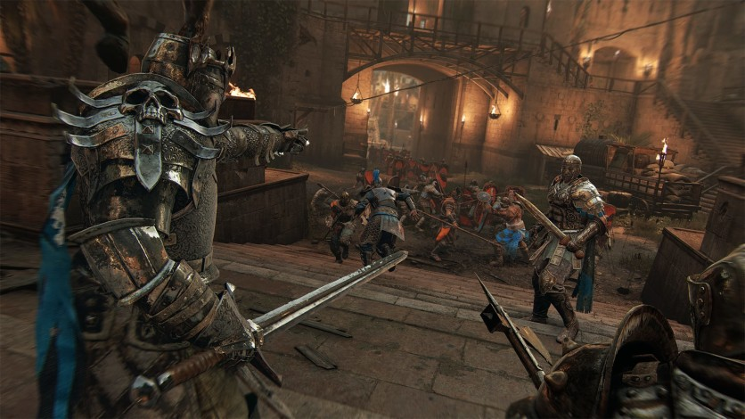 Screenshot 5 - For Honor: Marching Fire Expansion