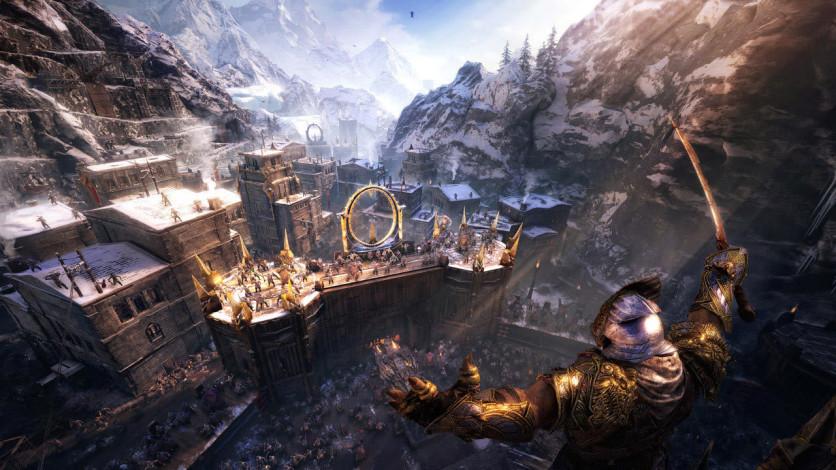 Screenshot 2 - Middle-earth: Shadow of War Definitive Edition