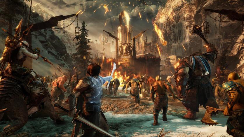 Screenshot 4 - Middle-earth: Shadow of War Definitive Edition